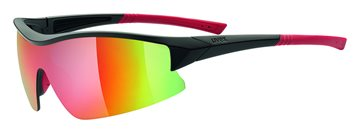 Produkt UVEX SGL 103, BLACK MAT RED/RED
