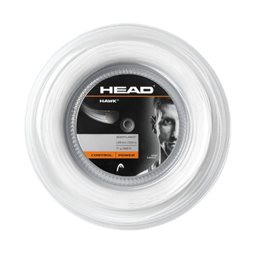 Produkt HEAD Hawk 200m 1,25 White