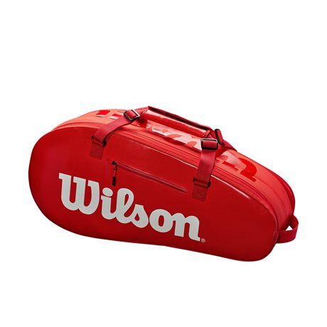 Wilson Super Tour 2 COMP Small Red 2019