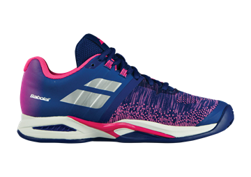 Produkt Babolat Propulse Blast Clay Women Blue/Pink