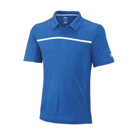 Wilson Team Polo Blue