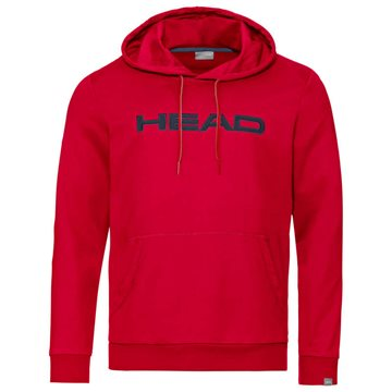 Produkt HEAD Club Byron Hoodie Men Red/Dark Blue