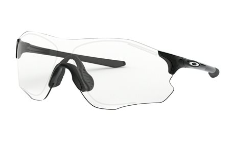 Oakley EVZero Path Polished Black w/ Clear to Black Photochromic