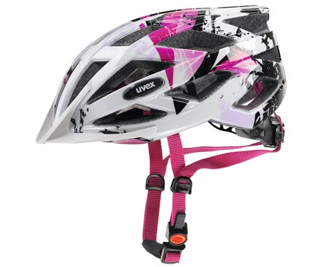 UVEX AIR WING, WHITE-PINK 2021