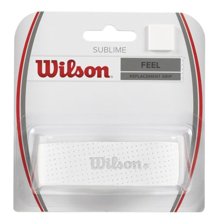 Wilson Sublime Grip White 1ks