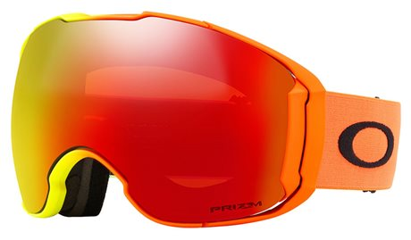 OAKLEY Airbrake XL Harmony Fade Collection w/PRIZM Snow Torch Iridium + PRIZM Snow Rose 18/19