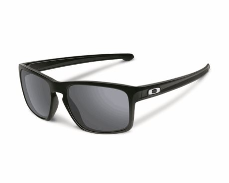 OAKLEY Sliver Polished Black w/ Black Iridium