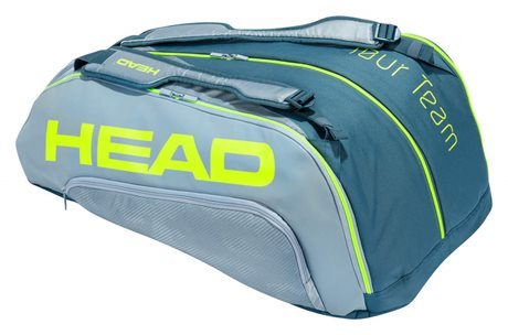 Head Tour Team Extreme 12R Monstercombi Grey/Neon Yellow 2021
