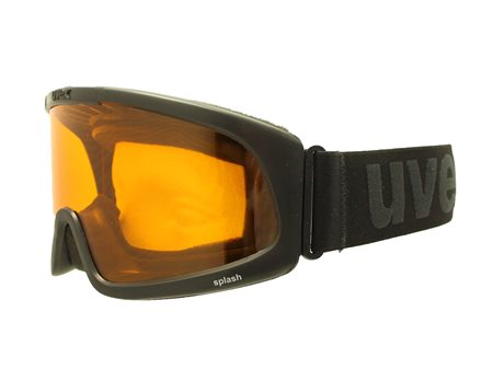 UVEX SPLASH black/lgl clear S5500342219