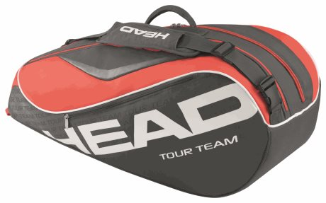 HEAD Tour Team 6R Combi red