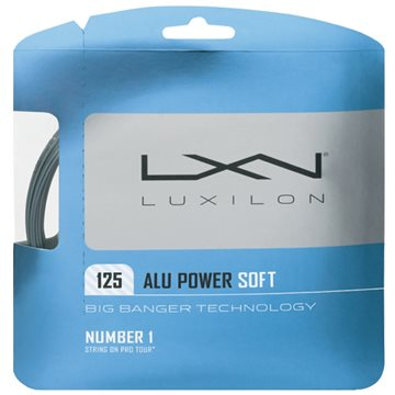 Produkt Luxilon Alu Power Soft 125 Set Silver