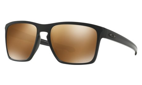 OAKLEY Sliver XL Matte Black w/PRIZM Tungsten Polarized
