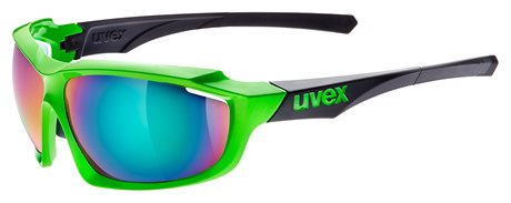 UVEX SGL 710, GREEN BLACK