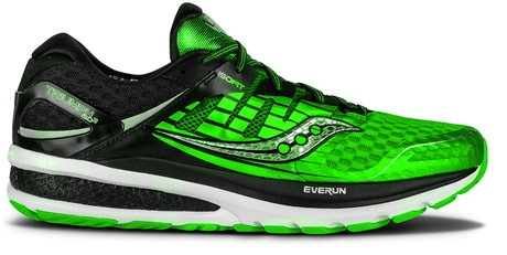 Saucony Triumph ISO 2 Green