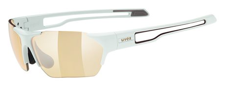 UVEX SGL 202 SMALL VARIO, WHITE/BROWN