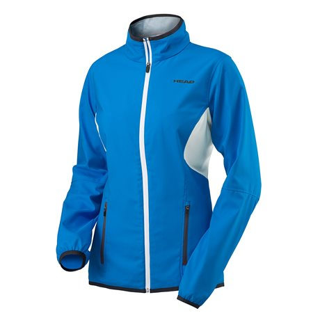 HEAD Club Jacket Girl Blue