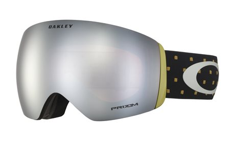 OAKLEY Flight Deck Blockography Burnished w/PRIZM Snow Black Iridium 19/20