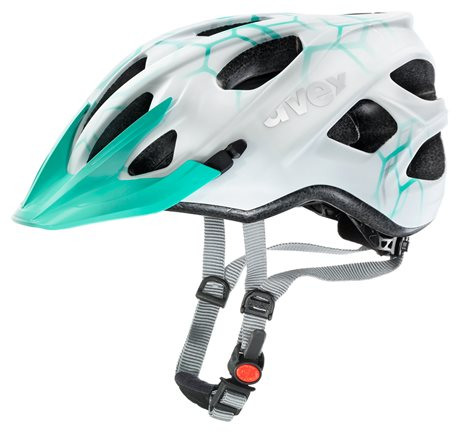 UVEX STIVA LADY, WHITE-MINT MAT