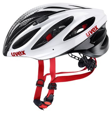 Produkt UVEX BOSS RACE, WHITE-BLACK 2019