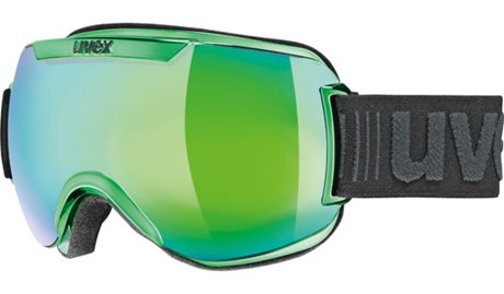 UVEX DOWNHILL 2000 FM CHROME green chrome S5501127126