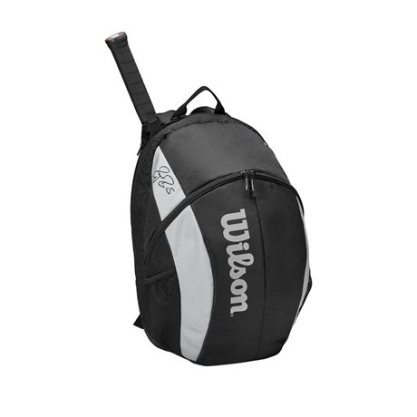 Wilson Federer Team Backpack 2020 Black