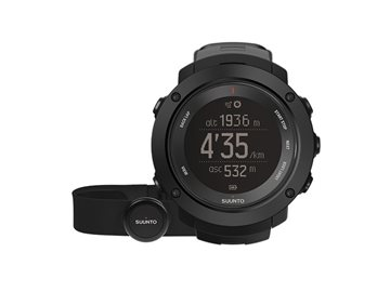 Produkt Suunto Ambit3 Vertical Black HR