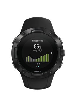 Produkt Suunto 5 All Black