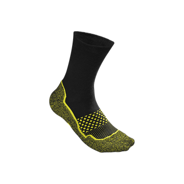 Produkt Wilson M Amplifeel Sock Black/Yellow