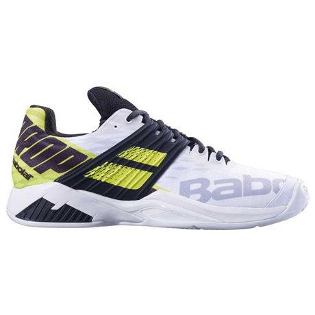 Babolat Propulse Fury Clay Men White/Fluo Aero