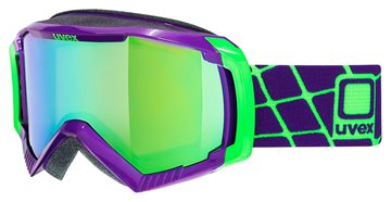 Produkt UVEX G.GL 100, dark purple dl/ltm green S5506279926