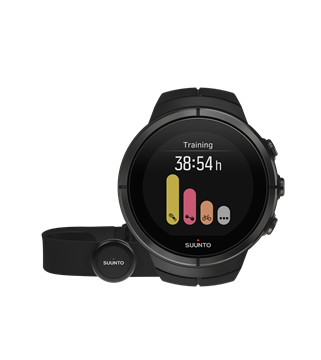 Produkt Suunto Spartan Ultra All Black Titanium HR