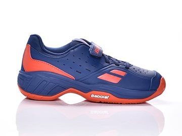 Produkt Babolat Pulsion All Court KID Blue/Orange