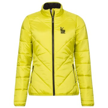 Produkt Head Race Kinetic Jacket Women Yellow