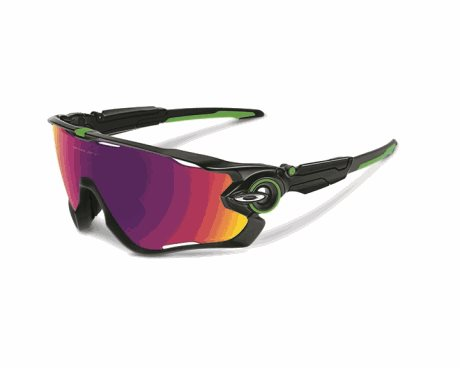 OAKLEY JAWBREAKER Polished black/prizm road