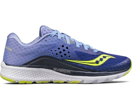 Saucony Kinvara 8 Navy/Purple