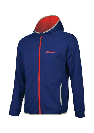 Babolat Hood Sweat Boy Core Blue