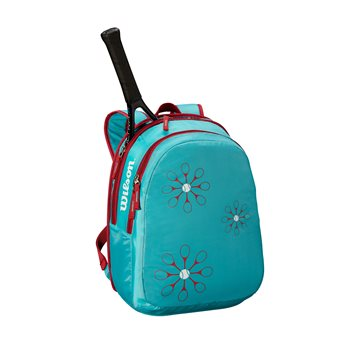 Produkt Wilson Junior Backpack Blue/Pink