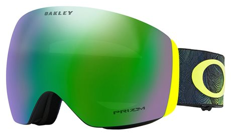 OAKLEY Flight Deck Mystic Flow Poseidon Retina w/PRIZM Snow Jade Iridium 18/19
