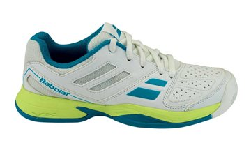 Produkt Babolat Pulsion All Court Junior White/Blue