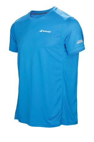 Babolat Flag Tee Men Core Club Blue 2017