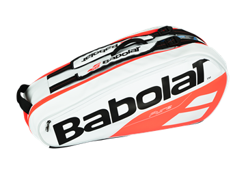 Produkt Babolat Pure Strike Racket Holder X6 White/Red 2018