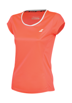 Produkt Babolat Flag Tee Women Core Club Red