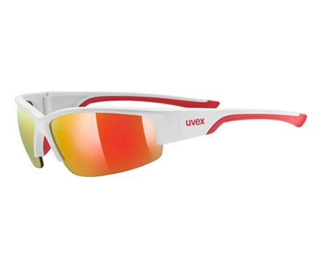 UVEX SPORTSTYLE 215, WHITE MAT RED (8316) 2021