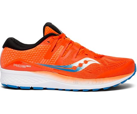 Saucony Ride ISO Orange/Blue