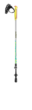 Leki Walker XS cyan/neon yellow/black 80-110 cm 6402653 2019