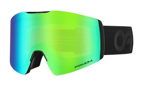 OAKLEY Fall Line XL Factory Pilot Blackout w/PRIZM Snow Jade Iridium 19/20