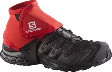 Produkt Salomon Trail Gaiters Low Red 380020