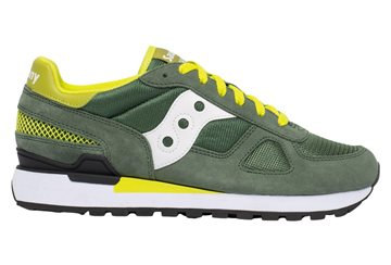 Produkt Saucony Shadow Original Green/White/Yellow