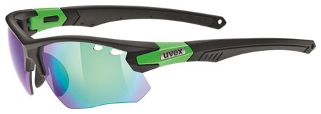 UVEX SGL 109, BLACK MAT GREEN