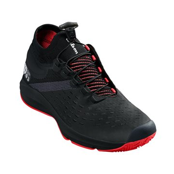 Produkt Wilson Kaos 3.0 SFT Clay Men Black/White/Fiery Coral
